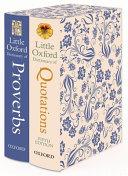 Little Oxford Gift Box Book PDF