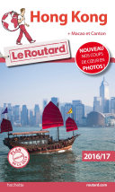 Guide du Routard Hong Kong 2016/2017