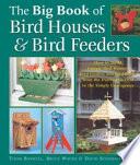 Big Book of Bird Houses   Bird Feeders