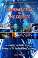 Academic Proof Of The Creator