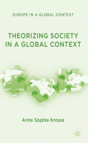 Theorizing Society in a Global Context