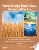 Water Energy Food Nexus Book PDF