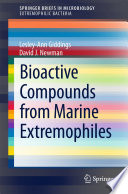 Bioactive Compounds from Marine Extremophiles Book
