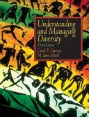 Understanding and Managing Diversity Book