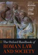 The Oxford Handbook of Roman Law and Society [Pdf/ePub] eBook