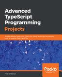 Advanced TypeScript Programming Projects