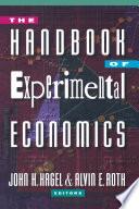 The Handbook of Experimental Economics Book
