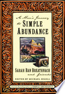 A Man s Journey to Simple Abundance