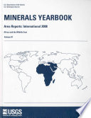 Minerals Yearbook 2008 V 3 Area Reports International Africa And The Middle East