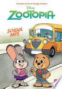 Disney Zootopia School Days Younger Readers Graphic Novel