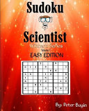 Sudoku Scientist, Winners Series Sudoku Puzzle Books for Beginners Easy Edition - Puzzle Books for Friends and Family Fun - Sudoku Puzzle Book