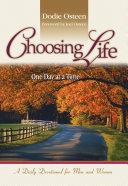 Choosing Life Pdf/ePub eBook