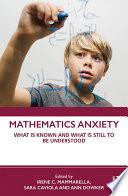 Mathematics Anxiety Book