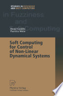 Soft Computing For Control Of Non Linear Dynamical Systems Book PDF