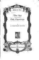 Works  The spy  Oak openings