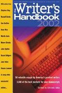 The Writer s Handbook 2002