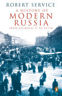 A History of Modern Russia