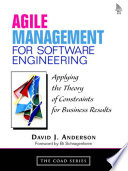 Agile Management for Software Engineering