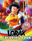 Dr  Seuss The Lorax Coloring Book