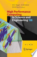 High Performance Computing In Science And Engineering 08 Book PDF