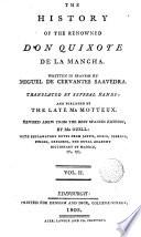 The History of the Renowned Don Quixote de la Mancha 2
