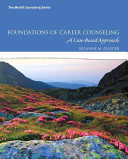 Cover of Foundations of Career Counseling