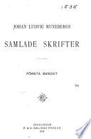 Johan Ludvig Runebergs samlade skrifter