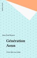 Génération Aoun