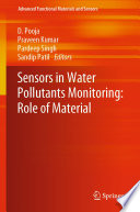 Sensors in Water Pollutants Monitoring  Role of Material