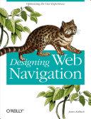 Designing Web Navigation Book