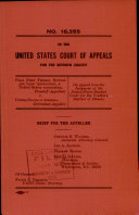 Piasa First Federal Savings And Loan Association V United States Of America