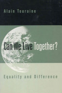 Can We Live Together?