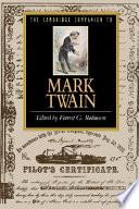 The Cambridge Companion To Mark Twain