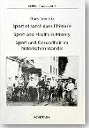 Sport Et Sante Dans L histoire