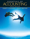Cover of Essentials of Accounting