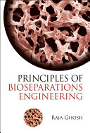 Principles of Bioseparations Engineering
