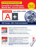 CompTIA A  Certification Boxed Set  Second Edition  Exams 220 801   220 802  Book