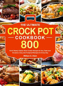 The Ultimate Crock Pot Cookbook