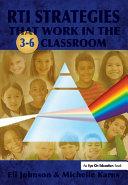 RTI Strategies that Work in the 3 6 Classroom