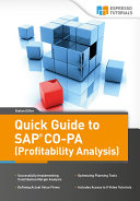 Quick Guide to CO-PA (Profitability Analysis)