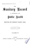 The Sanitary Record