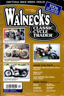 WALNECK'S CLASSIC CYCLE TRADER, APRIL 2003