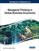 Pdf Handbook of Research on Managerial Thinking in Global Business Economics Telecharger