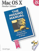 Imovie 11 Idvd The Missing Manual [Pdf/ePub] eBook