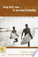 Being God s Man by Pursuing Friendships