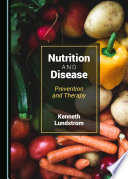Nutrition and Disease Book