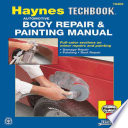 Automotive Body Repair & Painting Manual
