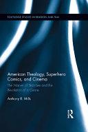 American Theology, Superhero Comics, and Cinema [Pdf/ePub] eBook