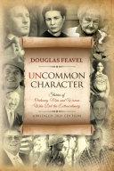Pdf Uncommon Character