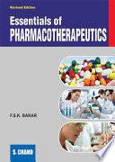Essentials of Pharmacotherapeutics